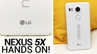 Nexus 5X: Hands On