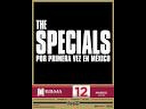 The Specials Live in Plaza Condesa México (completo)