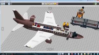 2016 HUGE Lego airport - review!