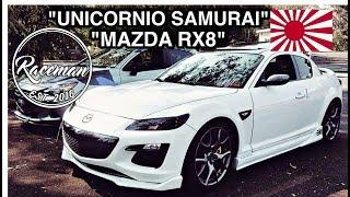 Prueba a Mazda RX8 - Un JOTADEME de altas vueltas 10,500+ RPMs