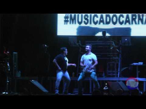 Wesley Safadão  e Neto LX na   Festa de Janeiro 2015  em  Ouricuri-PE