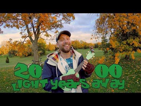 Green Day - 2000 Light Years Away (ukulele cover)