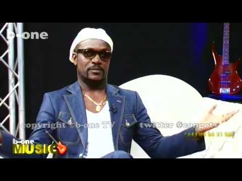 L'Artiste Ivoirien MEIWAY dans b-one Music avec Papy Mboma