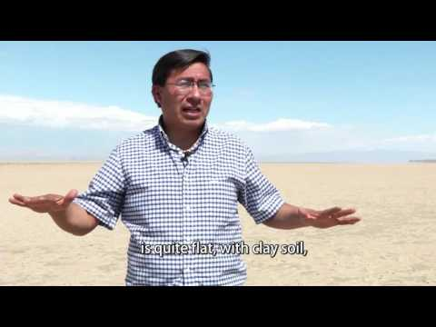 Inside the Americas ? Bolivia?s Lake Poopo Transformed into Desert