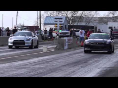 TSM's Alpha12 GT-R WINS TX2K 2013 | 8 Second 1/4 Mile