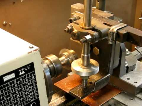Cutting Gears On A Small Bench Lathe With Only Basic