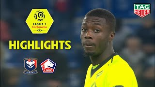 SM Caen - LOSC 1-3 - Highlights - SMC - LOSC / 2018-19