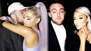 """Mac Miller DROPS Song About Failed Relationship On Same Day As Ariana Drops """"GIAW"""""""