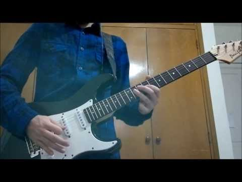 【TAB】 【Bleach OP 12】 「Change - Miwa~」 Guitar Cover