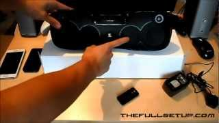 LOGITECH S715I UNBOXING AND REVIEW