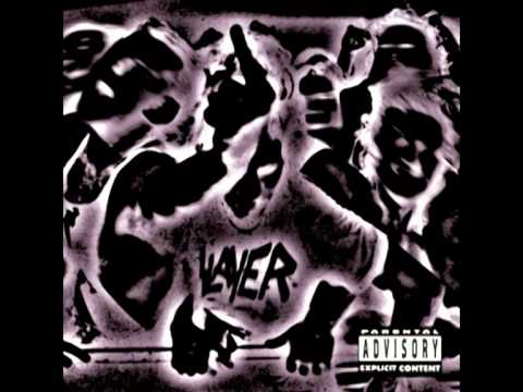Slayer - Disitegration - Free Money
