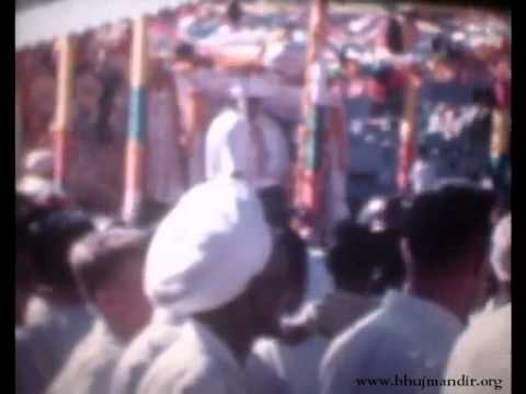 Mombasa Temple Shobha Yatra 1960