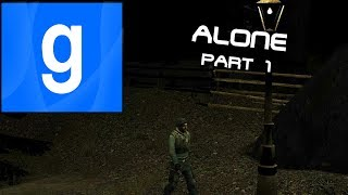An actually scary map? | GMod Horror Map - Alone