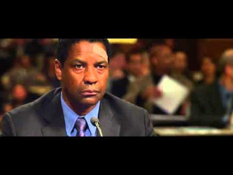"Flight Courtroom Scene Denzel Washington ""I'm an Alcoholic"" in Court"