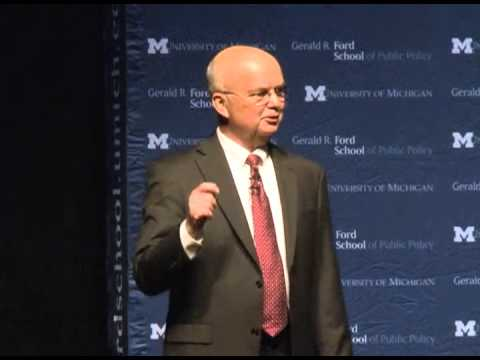 .@fordschool - Michael Hayden: Law, policy, and the war on al-Qaida: An emerging consensus?