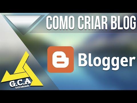 Tutorial - Como Criar Um Blog Grátis (COMPLETO) Atualizado 2016/2017 thumbnail