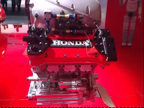 Mclaren Honda Turbo Mclaren Honda is Back