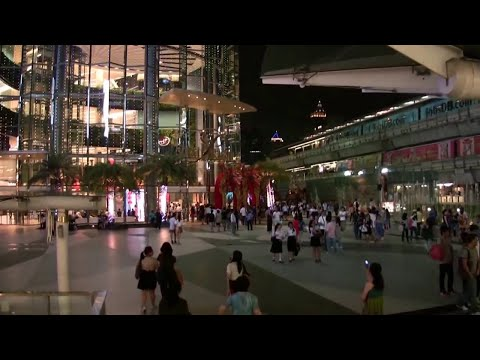 Thailand : Bangkok, siam paragon, feb 2012