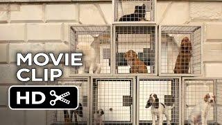 Kingsman: The Secret Service Movie CLIP - Puppy (2015) - Colin Firth, Michael Caine Movie HD