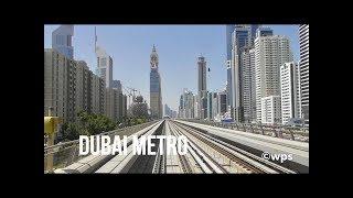 DUBAI METRO April 2018 🚊🚊