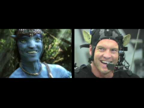 Avatar: Motion Capture Mirrors Emotions Video