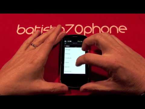 Video Recensione Huawei Vision by batista70phone