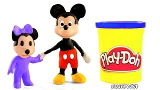 Mickey Mouse & minnie mouse - Funny Cartoons for Kids