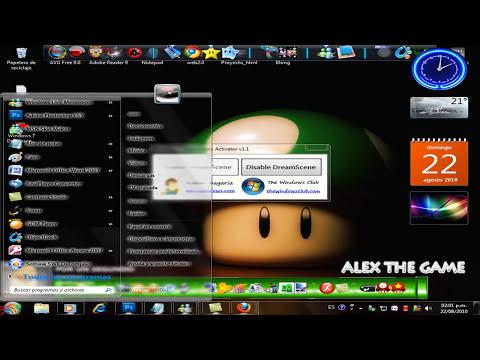 descarga dreamscene para windows 7