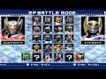 Kamen Rider Ryuki Opening and All Rider Cards (PSX)