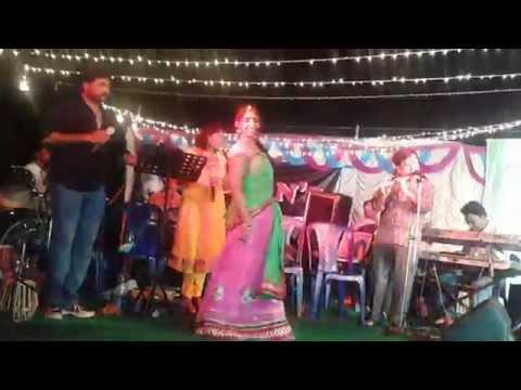 Andra recording dance at Amalapuram......