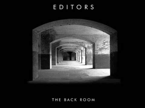 Editors - Open Your Arms