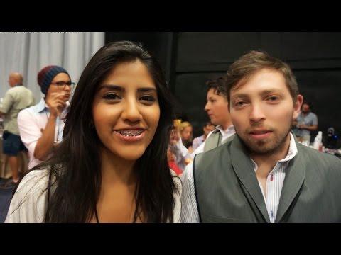 YOUTUBERS EN TELEVISION | VLOG LOS POLINESIOS | YO SOY EL ARTISTA