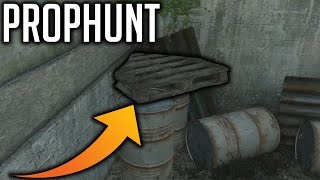 YARASKY IS EEN CONTAINER! (PROPHUNT - Modern Warfare Remastered)