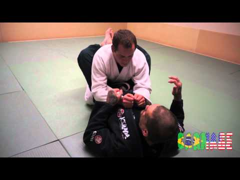 Daily BJJ: Flower Sweep from Closed Guard Image 1
