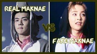 Download Lagu KPOP REAL MAKNAE VS FAKE MAKNAE Gratis STAFABAND