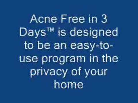 ACNE FREE IN 3 DAYS! PROACTIVE IN TREATMENT GET CONTROL NOW!
