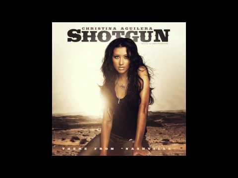 Christina Aguilera - Shotgun