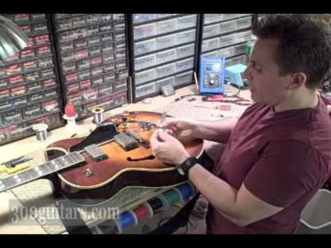 Gibson Humbucking Pickup Pickup Adjustment Music Videos