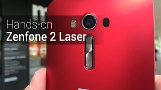 Hands-on: Zenfone 2 Laser | Tudocelular.com