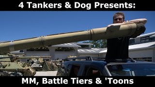 Tanking /w Science! The Match Maker, Tiers, & 'Toons