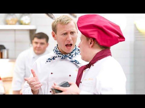 «Кухня»: лучшие шутки Феди и Сени