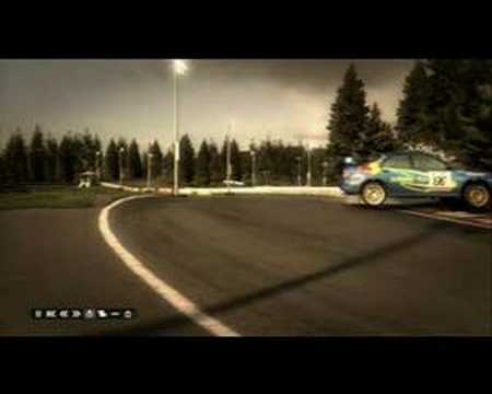 Colin McRae: DIRT videogame gameplay trailer 1