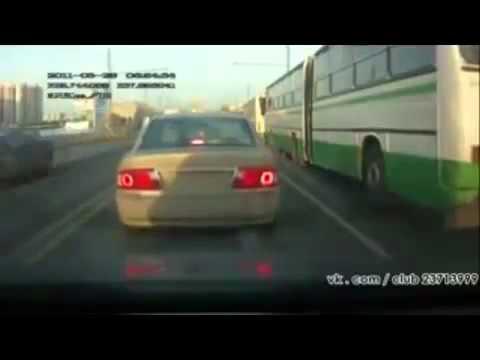 Coches - Accidentes comunes en coche, en ciudad y carretera