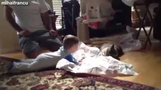 Best Of Babies Laughing Hysterically At Dogs And Cats Compilation 2014 NEW