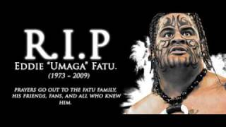 Rest in Peace Umaga (1973-2009)