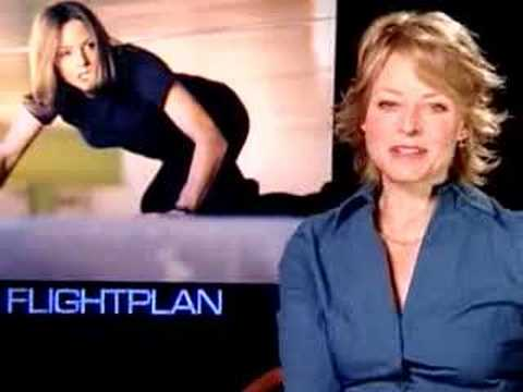 Jodie Foster Interview for FLIGHTPLAN
