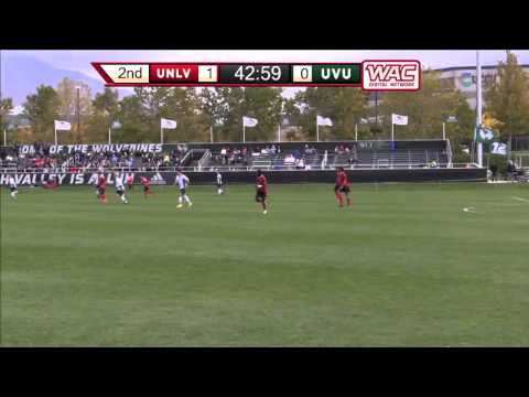 NCAA Soccer: UNLV at Utah Valley University