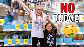 KIDS BACK TO SCHOOL SHOPPING HAUL 🎓 **no budget**