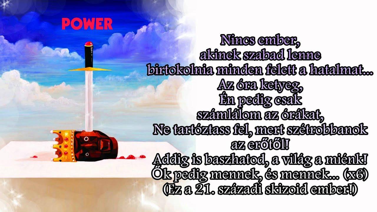 Kanye West - Power Lyrics | Musixmatch
