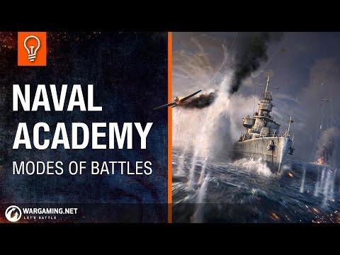 Naval Academy - Battle Modes